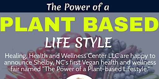 The Power of a Plant-based Lifestyle