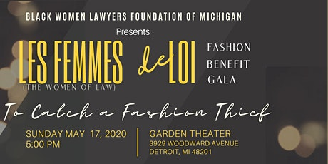 "Black Women Lawyers Foundation of MI   present: ""  tickets"