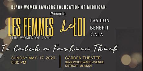"Black Women Lawyers Foundation of MI   present: "" To Catch a Fashion Thief tickets"