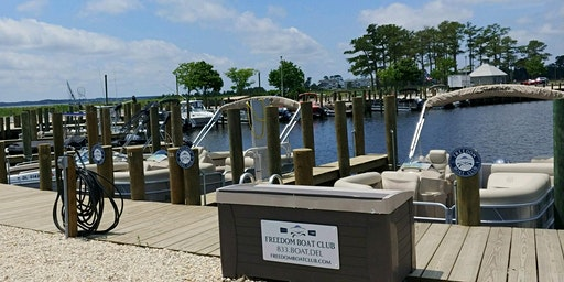 Freedom Boat Club Delaware - Open House at Seaside Fish House