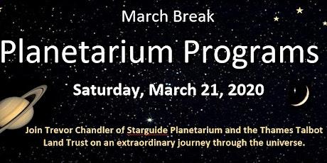 Planetarium Programs tickets
