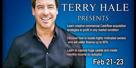 Terry Hale - How To Make Money With Commercial Properties tickets