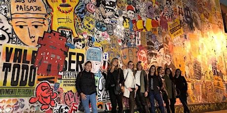 ARTE URBANO + Visita a TALLER de artistas (Entrada incluye cerveza Rabieta)  entradas