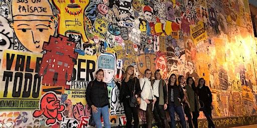 ARTE URBANO + Visita a TALLER de artistas (Entrada incluye cerveza Rabieta)