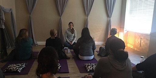Clear Intentions Breathwork & Meditation at Integration Meditation