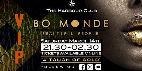Bo Monde VIP Gold tickets