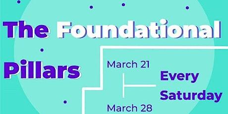 The Foundational Pillars tickets