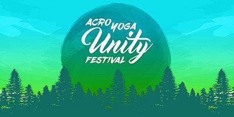 5th Annual Acro Yoga Unity Festival tickets