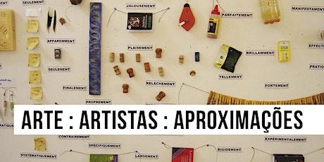Conversas sobre arte, com Elida Tessler bilhetes