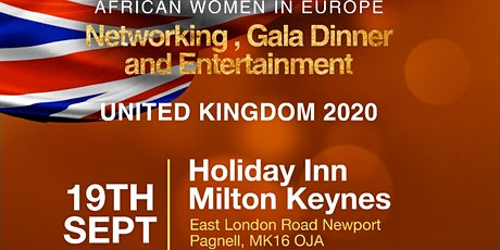 African Women in Europe UK Networking Event tickets