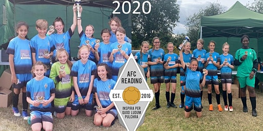 AFC Reading Summer Tournament