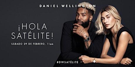 Gran Evento Apertura Daniel Wellington Plaza Satélite entradas