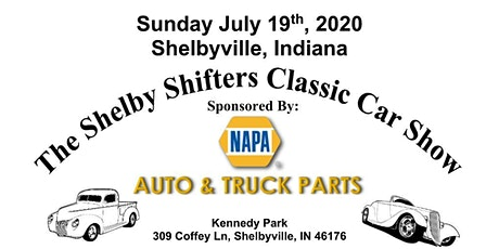 Shelby Shifters Car Show tickets
