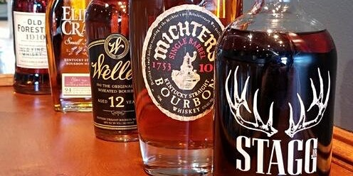 Porch Growler - Small Batch Whiskey Tasting - March 2