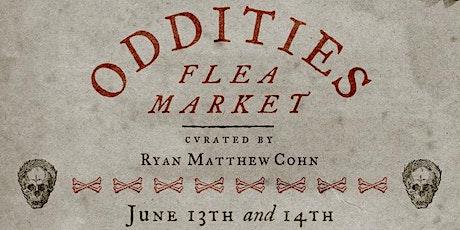 Saturday Oddities Flea Market NY General Admission 12pm tickets