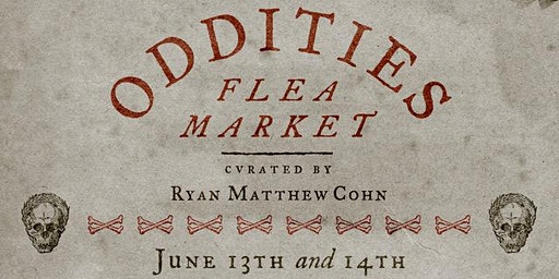 Saturday Oddities Flea Market NY General Admission 12pm
