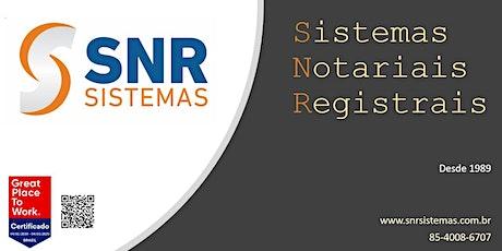 Palestra SNR Sistemas Notariais e Registrais - Car ingressos