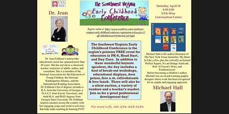 Southwest Virginia Early Childhood Conference tickets