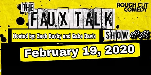 Faux Talk Show