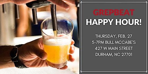 GrepBeat February '20 Happy Hour