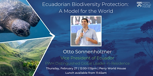 Ecuadorian Biodiversity Protection: A Model for the World