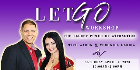 Let Go Workshop: The Secret Power Of Attraction tickets
