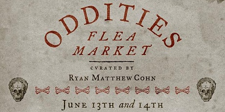 Sunday Oddities Flea Market NY General Admission 11am tickets