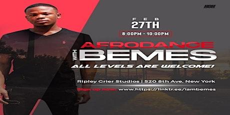 AfroDance W/ Bemes tickets