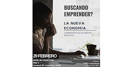 CONFERENCIA DE LOS NUEVOS NEGOCIOS tickets