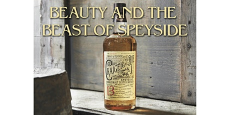 Beauty and the Beast of Speyside tickets