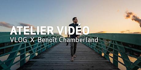 Québec   VLOG  X  Benoît Chamberland billets