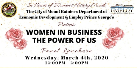 Women in Business: The Power of Us tickets