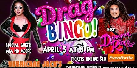 Drag Queen Bingo at Hurricane Jack's Bar & Grill tickets