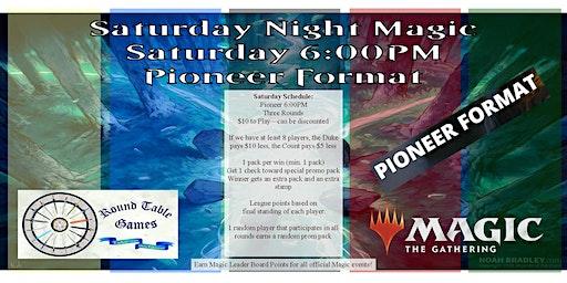 Saturday Night Magic Pioneer