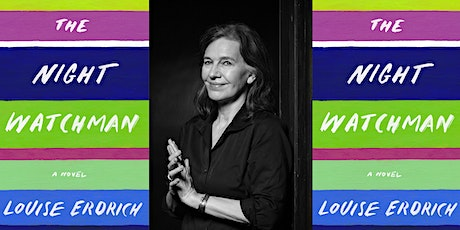 Salon@615 with Louise Erdrich tickets