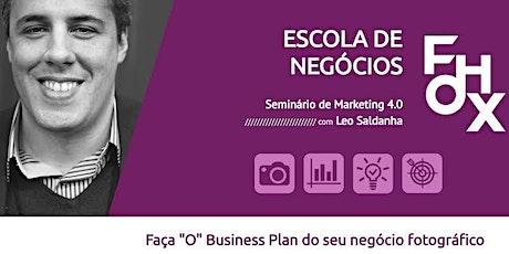 Marketing 4.0 com Leo Saldanha ingressos
