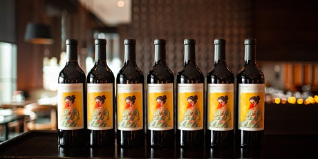 Exclusive Unveiling: Goldfinch Red Blend 2018 tickets
