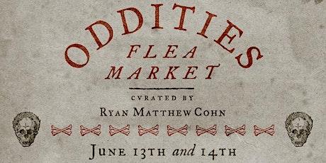 Saturday Oddities Flea Market NY VIP 10am tickets