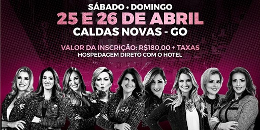 RETIRO SUPER AÇÃO - CALDAS NOVAS - Andrea Fernandes