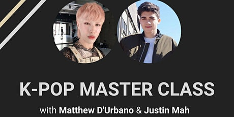 K-Pop Master Class tickets