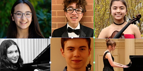 Music on the Hill Young Artist Series tickets