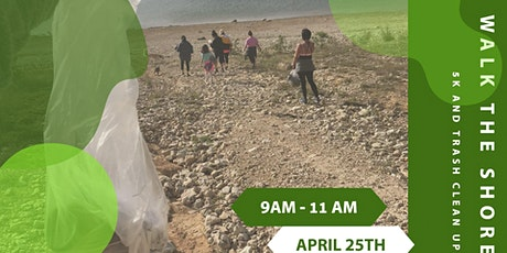 Walk the Shore - 5K Cleanup tickets