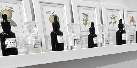 Natural Perfume Oil Workshop tickets