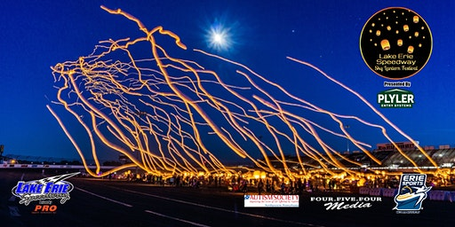 Lake Erie Speedway Sky Lantern Festival - Erie, PA