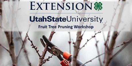 USU Extension - Fruit Tree Pruning Workshop tickets