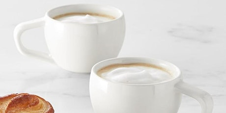 The Perfect Cup Coffee Workshop at Williams Sonoma Portland tickets