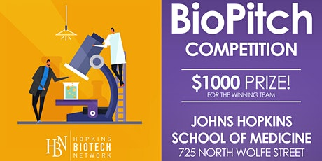 BioPitch Business Pitch Competition tickets