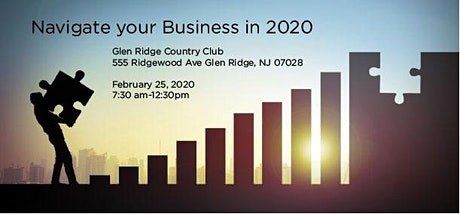Navigate your Business in 2020! tickets