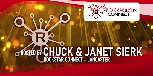 Free Rockstar Connect Lancaster Networking Event (March, Lancaster)