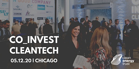CO_INVEST CLEANTECH tickets